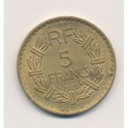 5 Francs Lavrillier - 1946