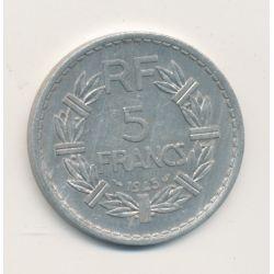5 Francs Lavrillier - 1945