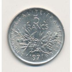 5 Francs Semeuse - 1971