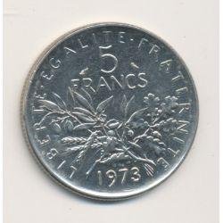 5 Francs Semeuse - 1973