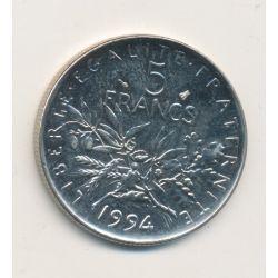 5 Francs Semeuse - 1994