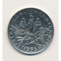 5 Francs Semeuse - 1995