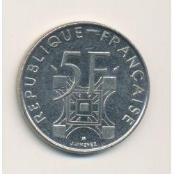 5 Francs Tour eiffel - 1989