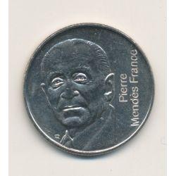 5 Francs Mendes France - 1992