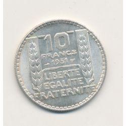 10 Francs Turin - 1931