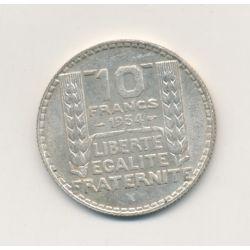 10 Francs Turin - 1934