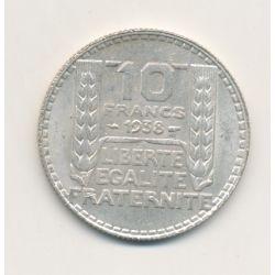 10 Francs Turin - 1938