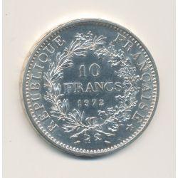 10 Francs hercule - 1972
