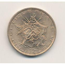 10 Francs Mathieu - 1976