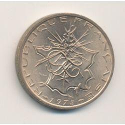 10 Francs Mathieu - 1978