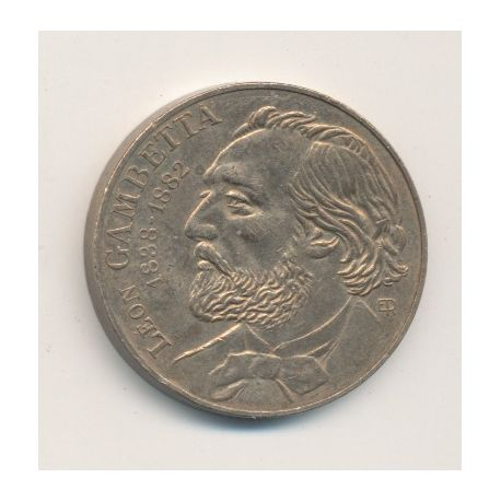 10 Francs Gambetta - 1982