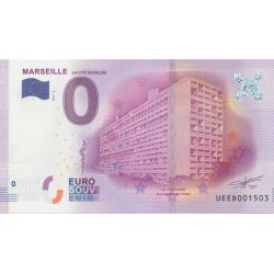 Billet Cité radieuse Marseille 2016