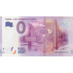Billet Champs élysées 2016