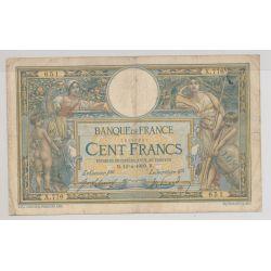 100 Francs L.O.M - 10.04.1909