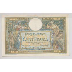 100 Francs L.O.M - 22.04.1909