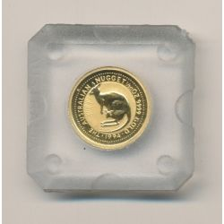 Australie - 5 Dollars 1994 - Elisabeth II - kangourou