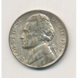 Etats-Unis - 5 Cents 1944 P