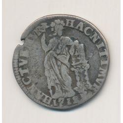Hollande - 1 Gulden 1712