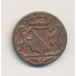 Hollande - 2 Duits 1790