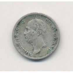 Hollande - 10 Cents 1849