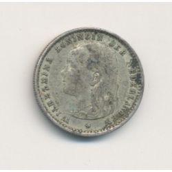 Hollande - 10 Cents 1894