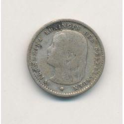 Hollande - 10 Cents 1897