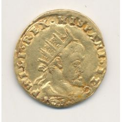 Italie - Doppia 1578 - Philippe II - Milan