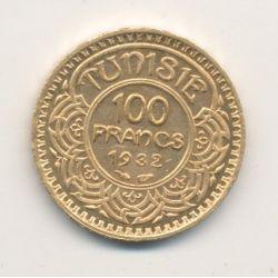 Tunisie - 100 Francs 1932