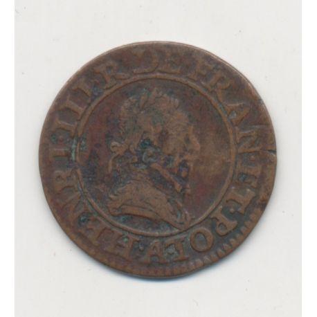 Henri III - Double tournoi - 1588 A Paris