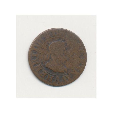 Henri III - Double tournoi - 1603 A Paris