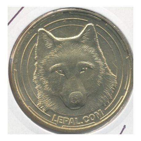 Dept03 - Parc le pal N°5 - le loup - 2014