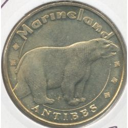 Dept06 - Marineland N°7 - l'ours polaire - 2011