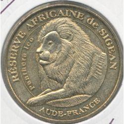 Dept11 - Réserve africaine Sigean N°9 - le lion N°4 - 2011