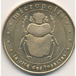 Dept12 - Micropolis N°1 - la cité des insectes - scarabée - 2000