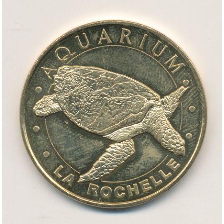 Dept17 - Aquarium La Rochelle N°11 - tortue - 2016