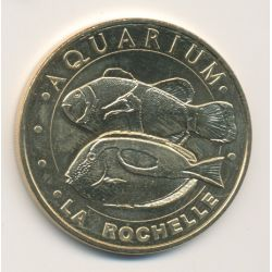 Dept17 - Aquarium La Rochelle N°12 - les 2 poissons - 2016