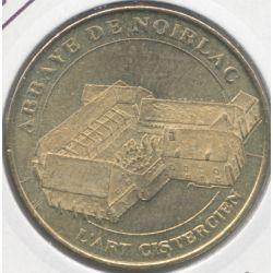 Dept18 - abbaye de noirlac N°1 - 2005 H