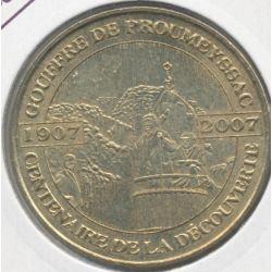 Dept24 - Gouffre Proumeyssac N°2 - 2007