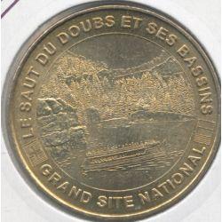 Dept25 - Saut du doubs et ses bassins N°2 - le bateau - 2006 B