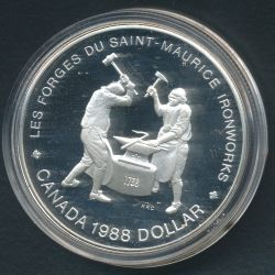 Dollar 1988 Forges st maurice