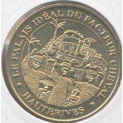 Dept26 - Palais idéal facteur cheval N°2 - les 3 géants - 2005B