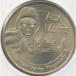 Dept29 - pointe st mathieu - 2005B - aux marins - Plougonvelin