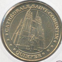 Dept29 - Cathédrale st corentin N°1 - 2007 - Quimper