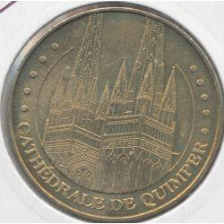 Dept29 - Cathédrale st corentin N° - 2010 - Quimper