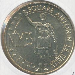 Dept30 - Square antonin le pieux Nimes - 2011