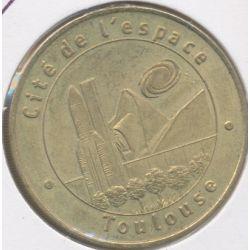 Dept31 - Cité de l'espace - fusée ariane 2001