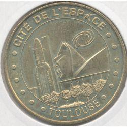 Dept31 - Cité de l'espace N°4 - Fusée ariane N°2 - Toulouse