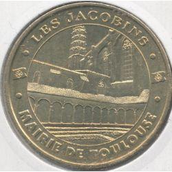 Dept31 - le cloitre des jacobins - 2005B - Toulouse