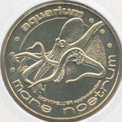 Dept34 - Aquarium Mare nostrum N°2 - le poulpe - 2011 - Montpellier