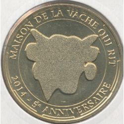 Dept39 - La vache qui rit N°4 - 2014 - Lons le saunier